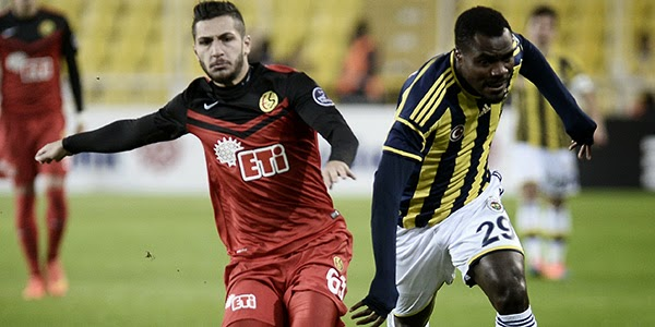Fenerbahçe Eskişehirspor Maçı