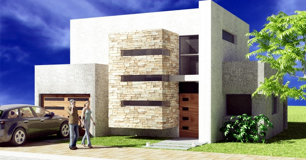 Casa carrizo pico truncado estudio de arquitectura domus for Arq estudio de arquitectura