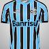 Topper faz o lançamento das novas camisas do Grêmio