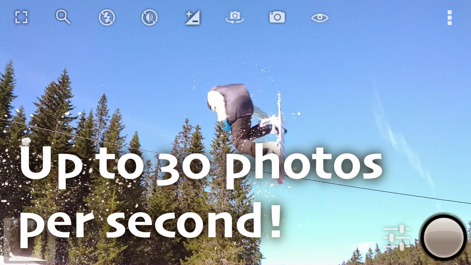Fast Burst Camera v6.0.5 Patched