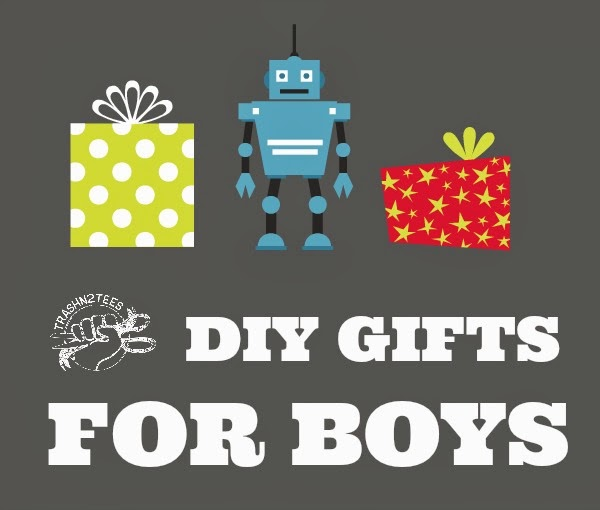 Diy gifts for boys for Easy diy gifts for boys