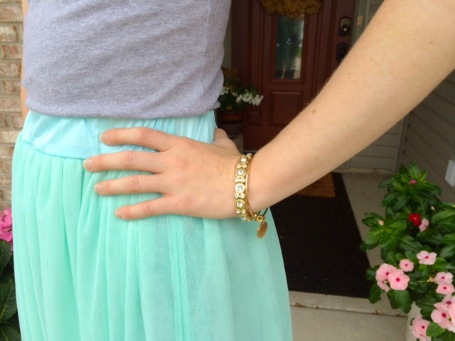 Styling a Tulle Skirt