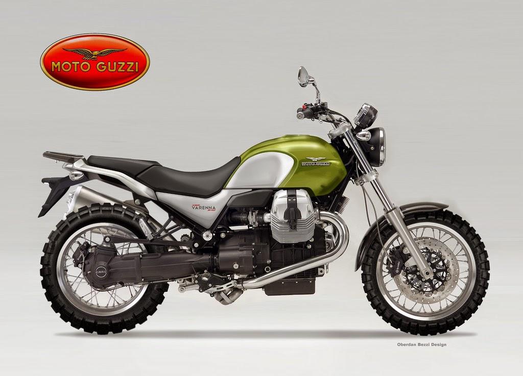 Moto Guzzi Scrambler 2016