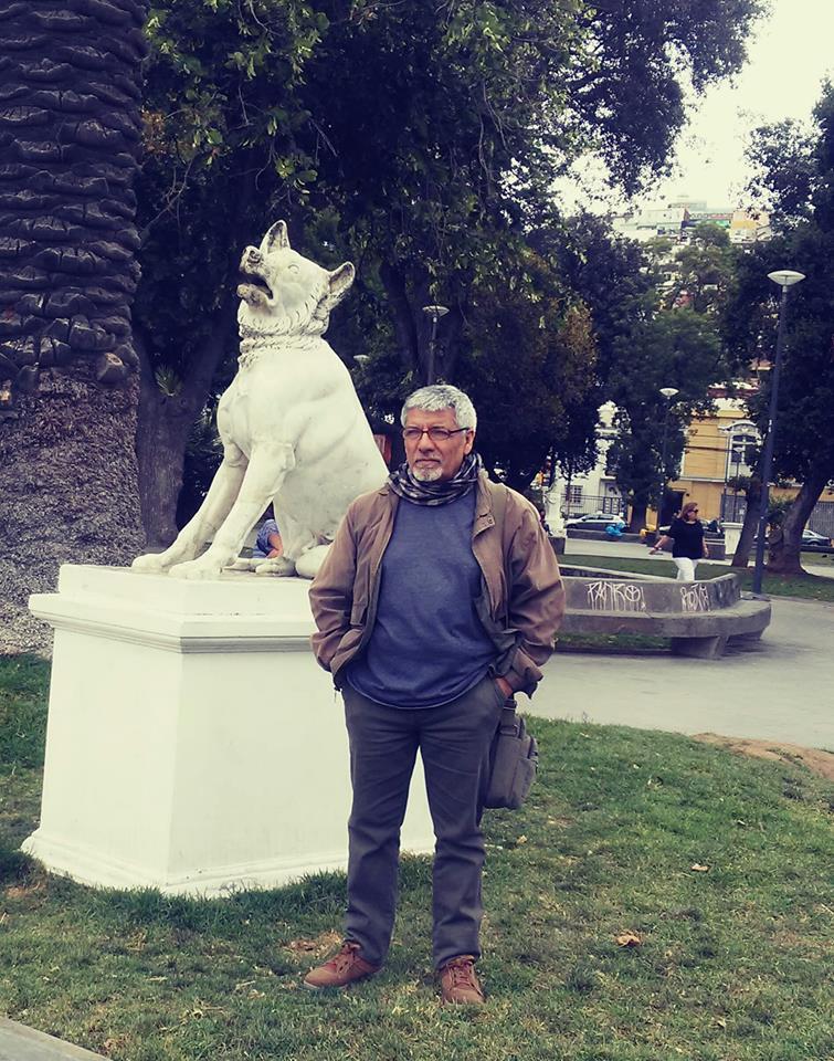 En Parque Italia de Valparaíso