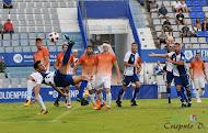 CE Sabadell - CF Peralada 26/08/2018
