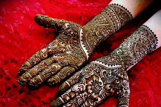 Arabic Ethnic Mehndi Designs