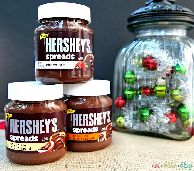 #spreadpossibilites #hersheysheroes chocolate spreads easy entertaining