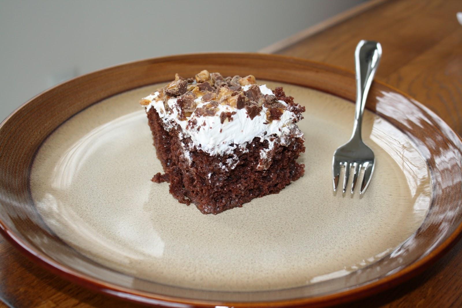 Better Than Sex Cake - Sooooo Yummy!