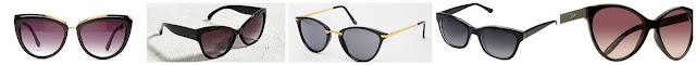 Forever 21 Metallic Trim Cat Eye Sunglasses $7.90  Urban Outfitters Perfect Cat Eye Sunglasses $9.99 (regular $18.00)   ASOS Collection Oval Cat Eye Sunglasses $22.00  Ivanka Trump IT 030 $27.99 (regular $68.00)  Quay Sunglasses I Love Lucy $33.96 (regular $39.95)