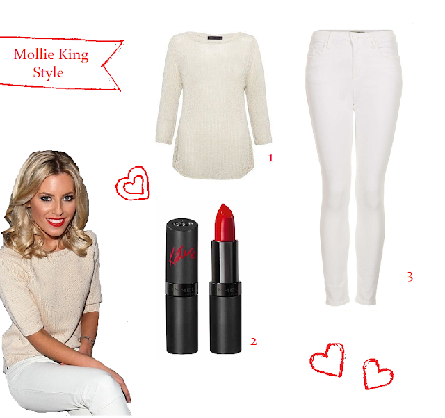 Mollie King: Recreate Her Style