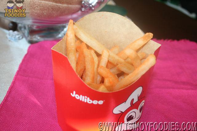 jollibee cheese flavored fries