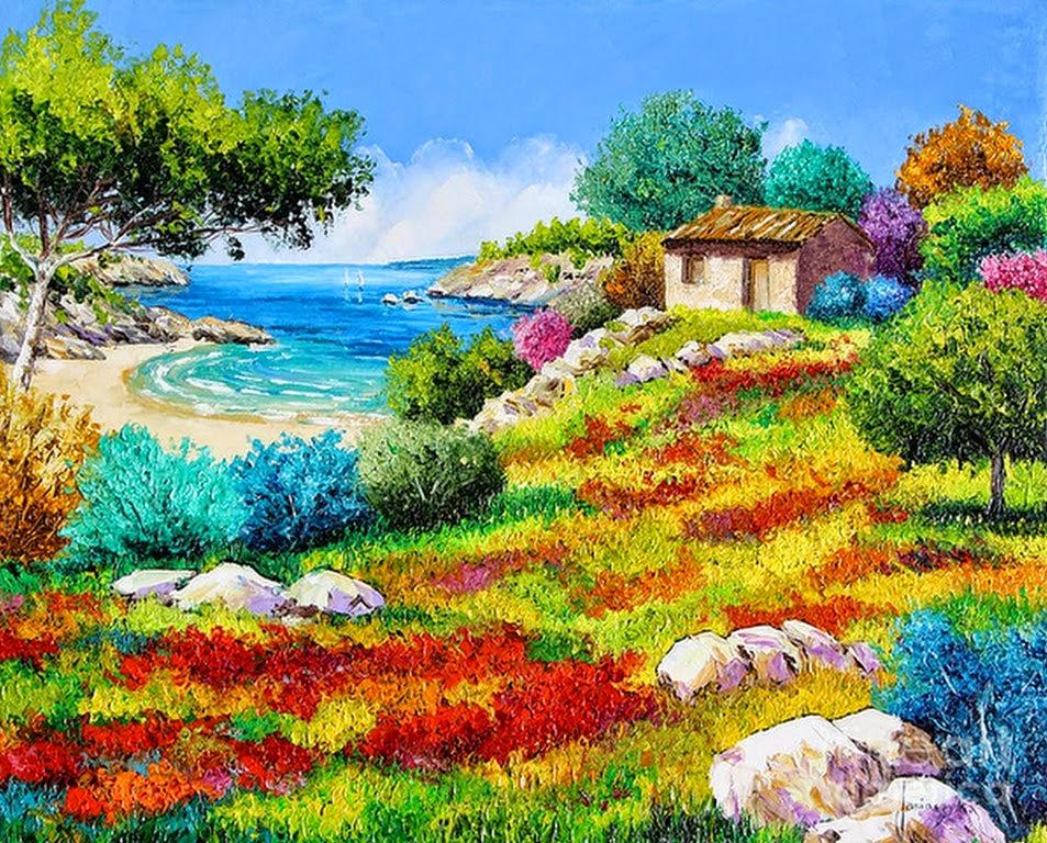Cuadros modernos pinturas y dibujos cuadros famosos - Los cuadros mas bonitos ...