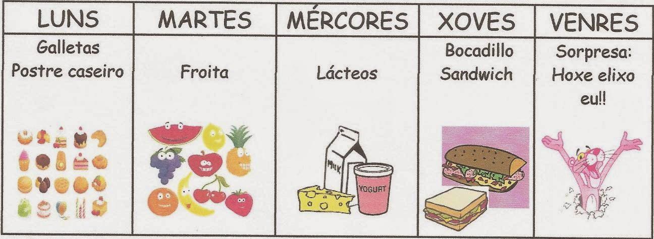 AS NOSAS MERENDAS
