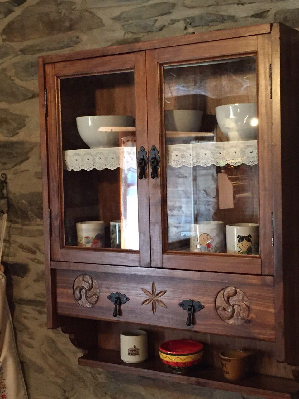 Estilo r stico muebles con encanto - Muebles estilo rustico ...