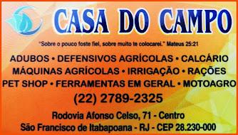NO PORTAL DA CIDADE DE SÃO FRANCISCO DE ITABAPOANA RJ