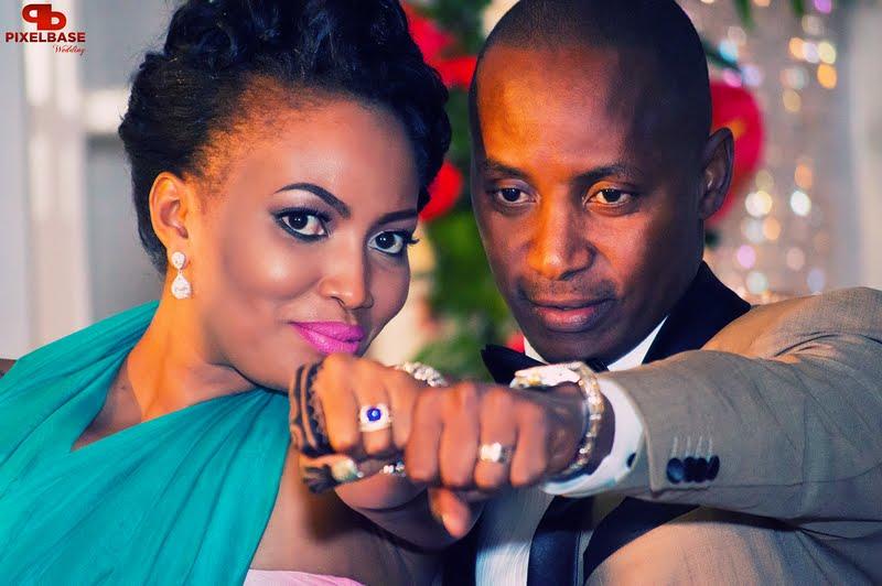 Shamim mwasha zeze wedding