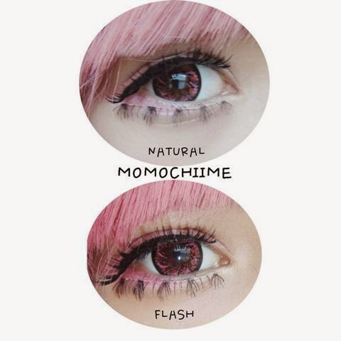 Get Ready for an Interesting Look with Kimchi Mio Pink Circle Lenses