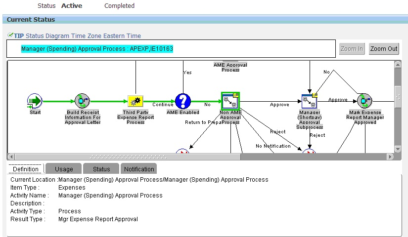 Oracle Apps Approval Management Options For AP And OIE - Oracle r12 ap invoice approval workflow