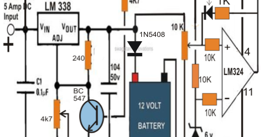 how to build a battery jump box