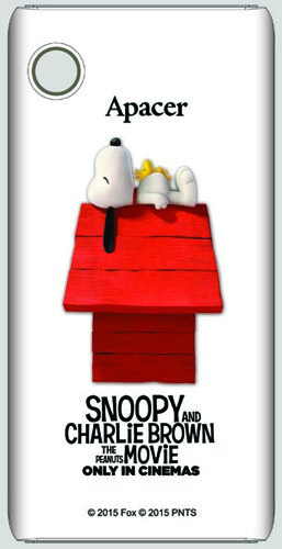 Apacer and Snoopy