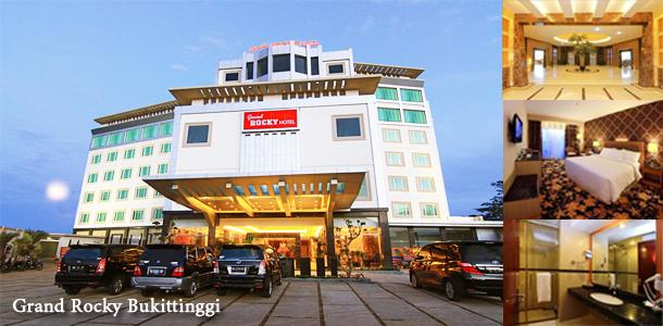 Grand Rocky Hotel di Bukittinggi Sumatera Barat