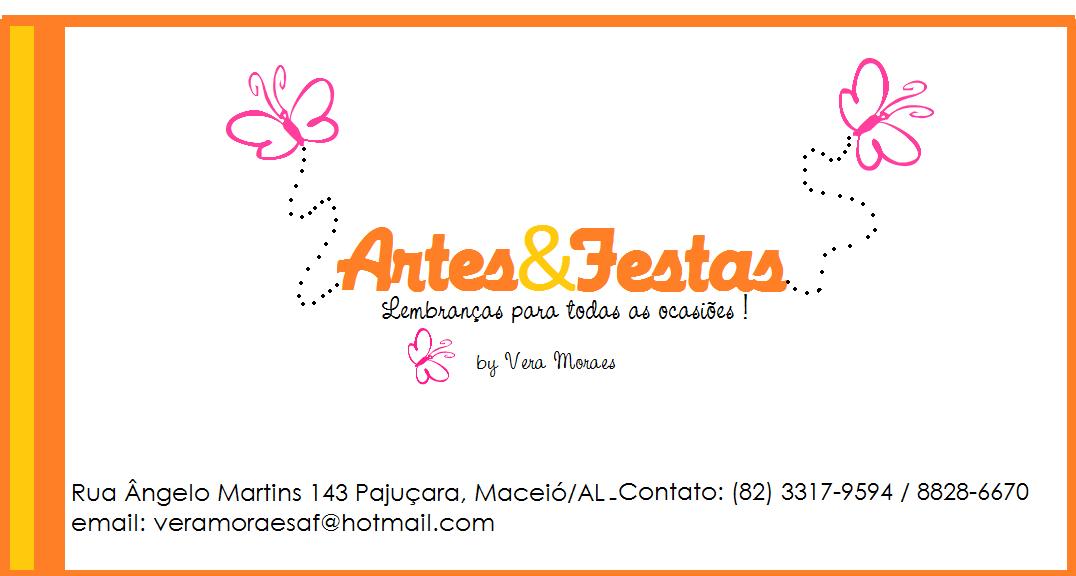 Artes & Festas by Vera Moraes