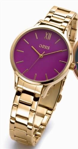 Oasis Bracelet Watch