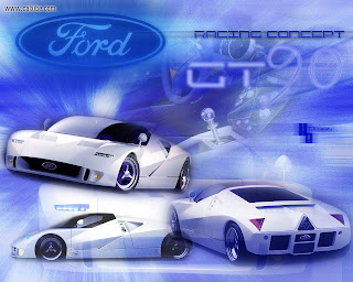1995 Ford GT90 Concept Car Wallpapers   HD Wallpapers Pics