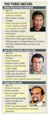 Datuk T Sex Video - Whistleblower seen in sex tape