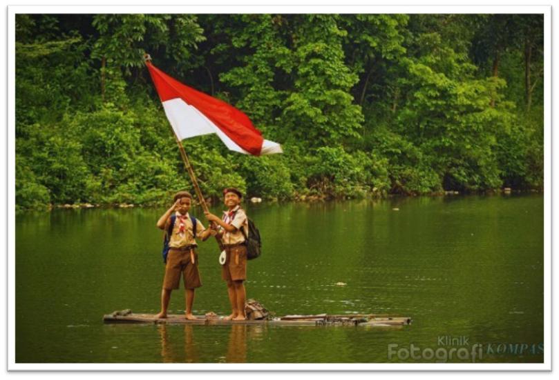 Tugas Kampus: Artikel Cinta Tanah Air Indonesia