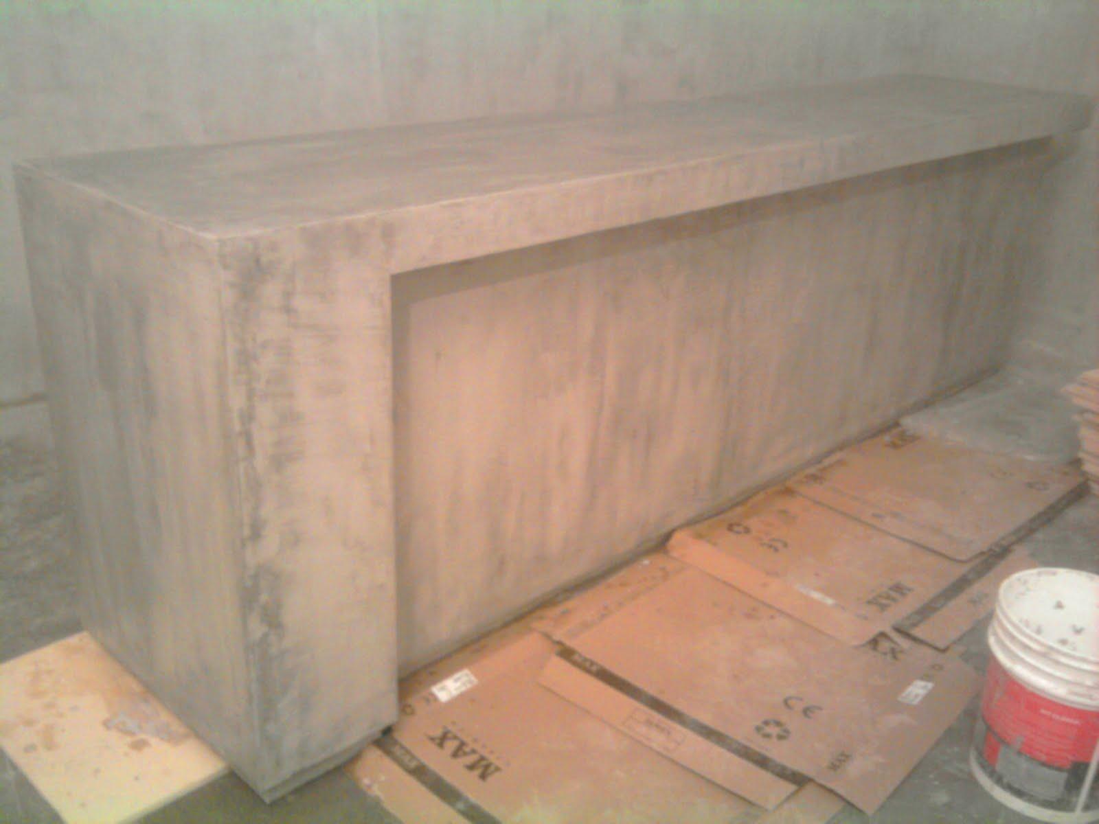 Pisosy muros de cemento - Pisos de microcemento ...