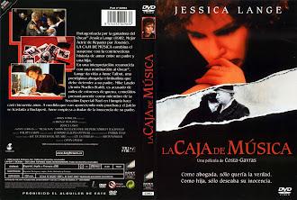 Carátula dvd: La caja de música (1989) (Music Box) - DescargaCineClasico