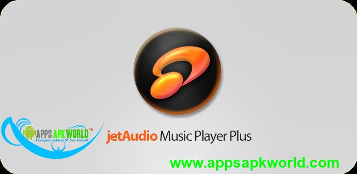 jetAudio Music Player Plus v5.2.1 Cracked Apk