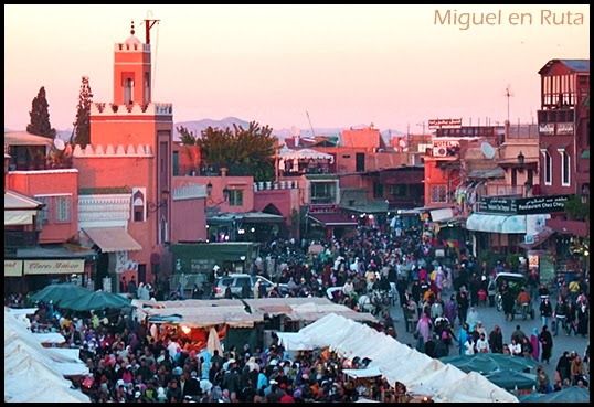 Zoco-de-Marrakech