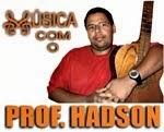 Música com o Prof. Hadson