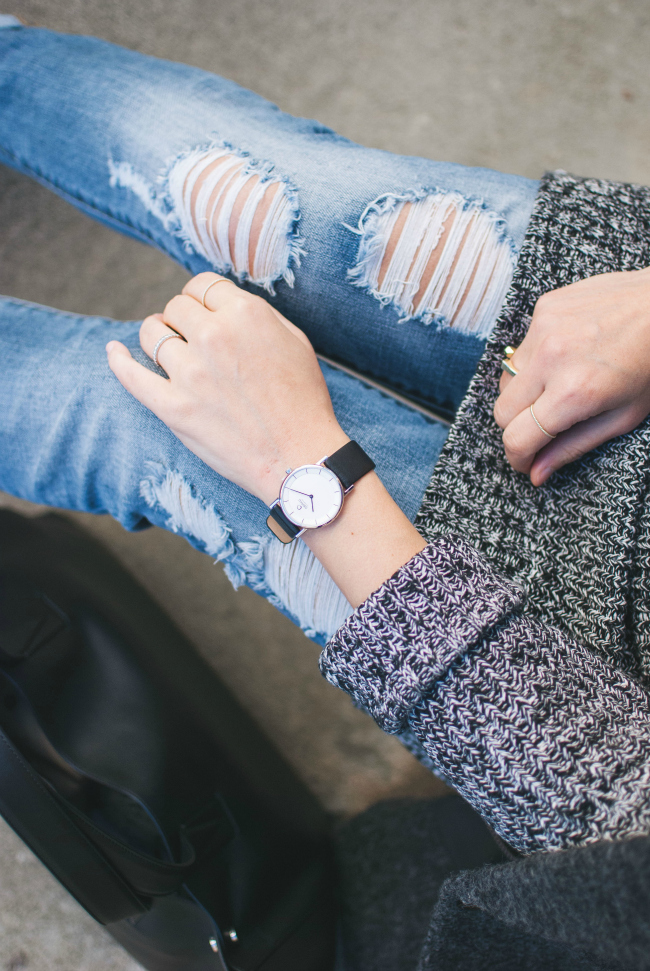 Obaku Watch, Ripped jeans