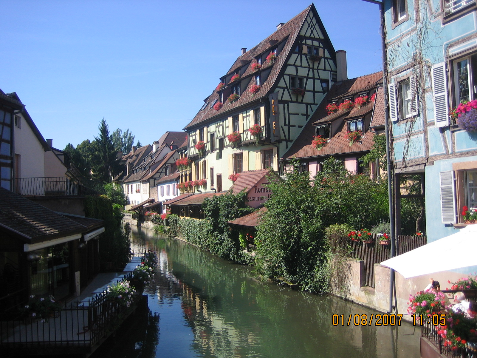 Colmar french the most romantic place with a variety of for Colmar pictures