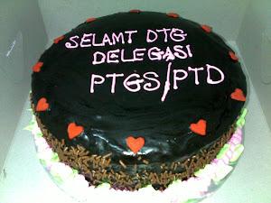 moist cake ganache