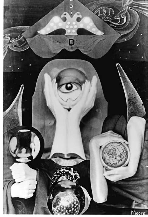 Solid Quarter  Surrealist Prompt  Claude Cahun