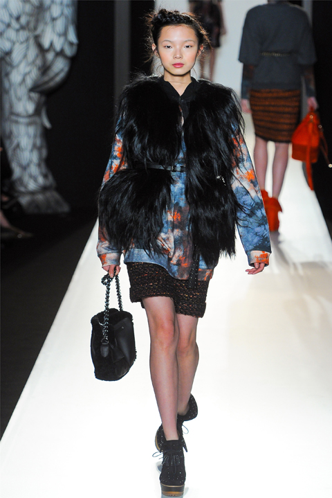 Mulberry   London Fashion Week   Fall Winter 2012 2013