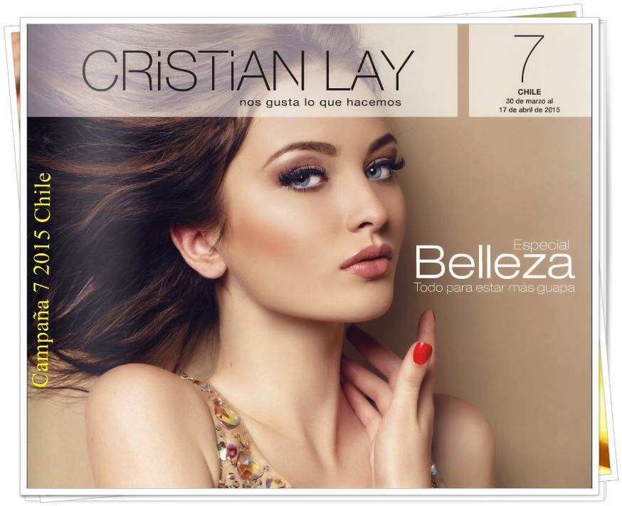 Catalogo Cristian Lay Campaña 7 2015 Chile