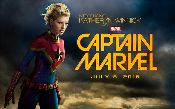 Katheryn Winnick Ms. Marvel
