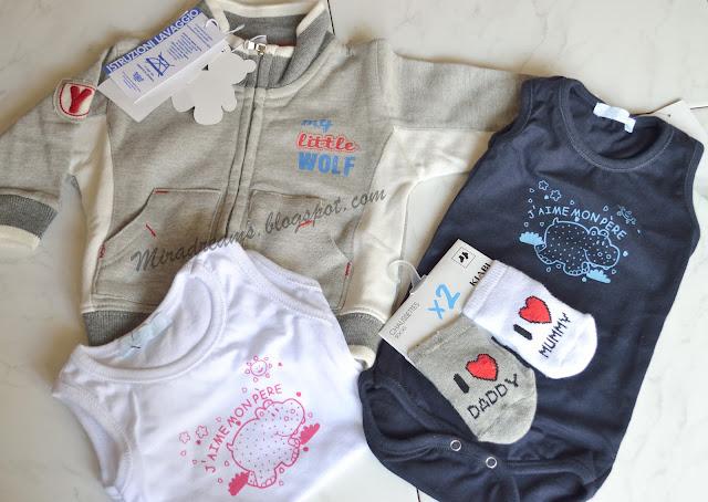 Achats pour bébé Haul de mes derniers achats beauté  soins maison et mode