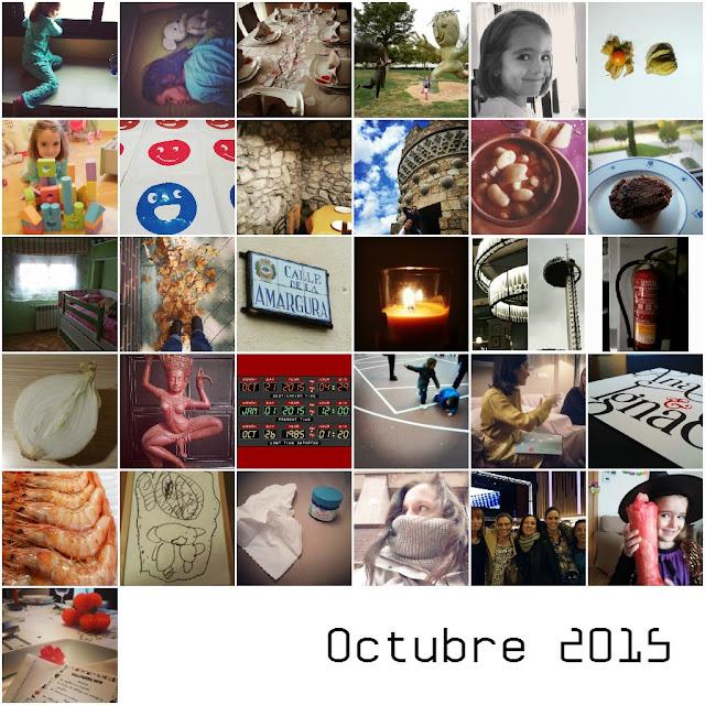 Proyecto 365 días: octubre 2015 en fotos