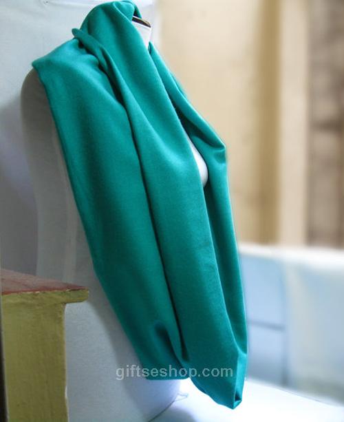 infinity scarf sewing pattern loop scarf Infinity Loop Scarf Sewing Pattern