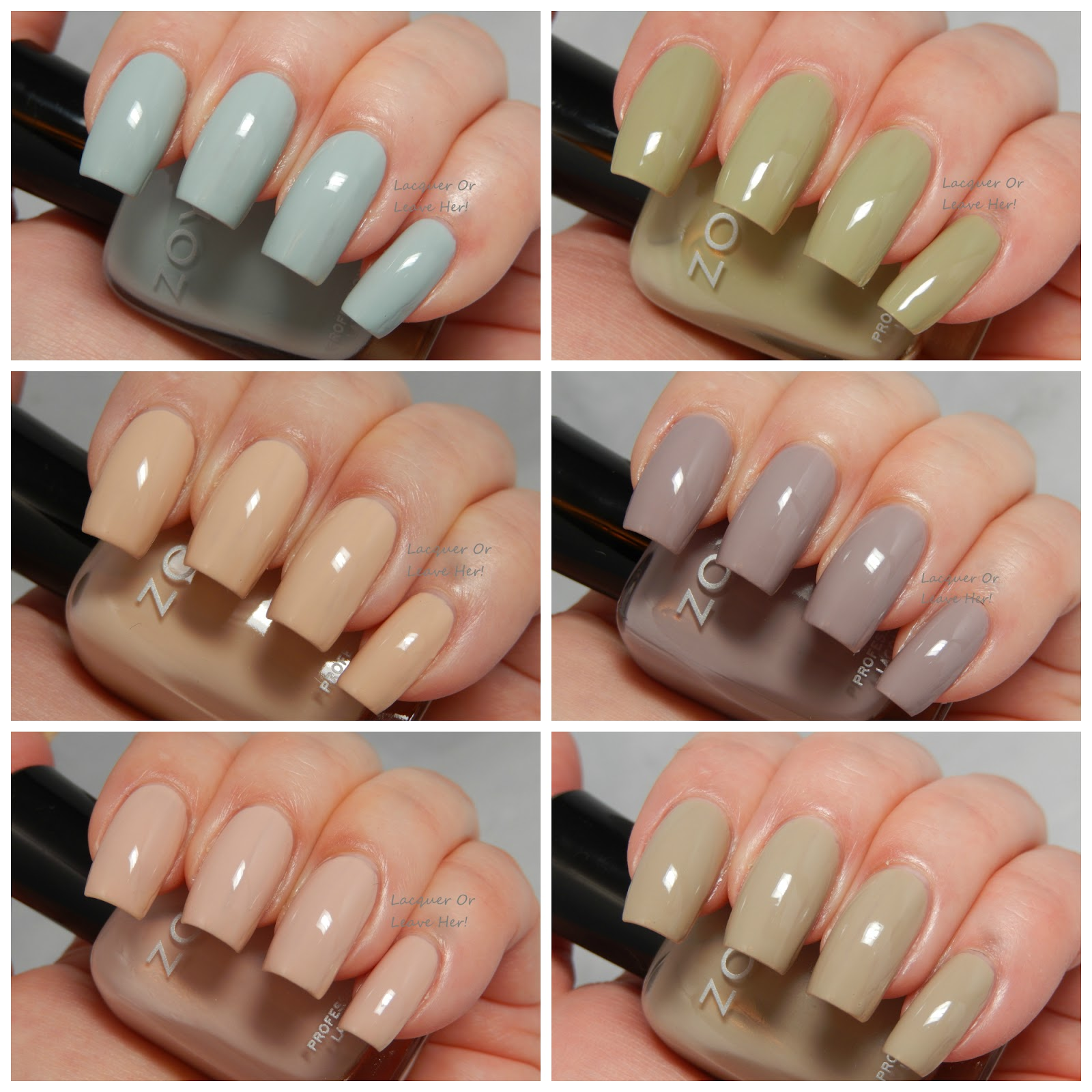 Lacquer Or Leave Her Review Zoyas Whisper Collection Spring 2016