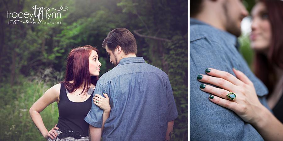 northville mi engagement pictures