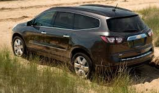 2015 Chevy Traverse Towing Capacity