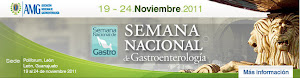 Semana Nacional (Mexicana ) de gastroenterología