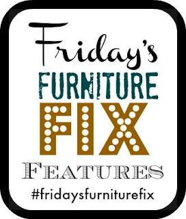 #fridaysfurniturefix, fridays furniture fix, link up party, link party, furniture makeovers